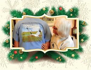 Gift - Whooping Crane T-shirt