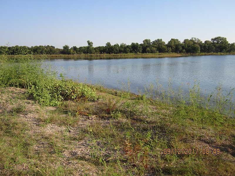 Benbrook Lake